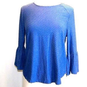 W5 Concepts Anthropologie Bell Sleeve Crew…